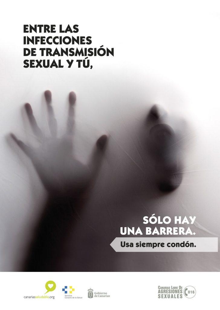 Servicio Canario de Salud. Campaña Uso del preservativo. JFT Comunicación