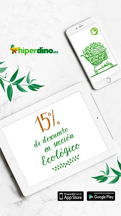 Hiperdino - Gestión RRSS - Stories producto ecológico