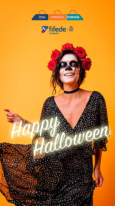 Zona Comercial Tranvía - Stories Halloween