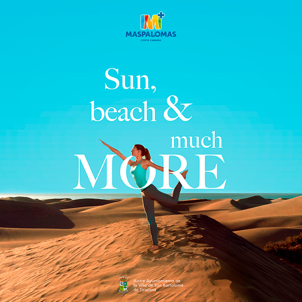 Maspalomas - Facebook Sun Beach and Much More